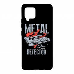 Чохол для Samsung A42 5G Metal detector
