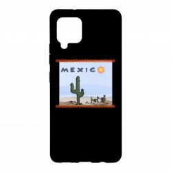 Чохол для Samsung A42 5G Mexico art