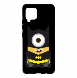 Чохол для Samsung A42 5G Minion Batman