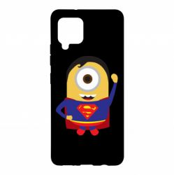 Чохол для Samsung A42 5G Minion Superman