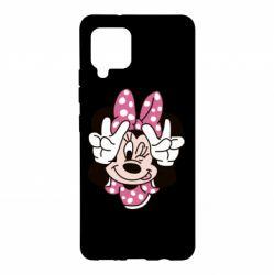 Чохол для Samsung A42 5G Minnie Mouse