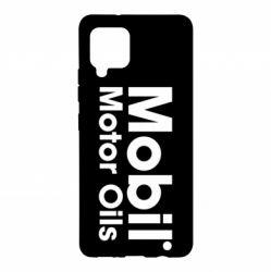 Чохол для Samsung A42 5G Mobil Motor Oils