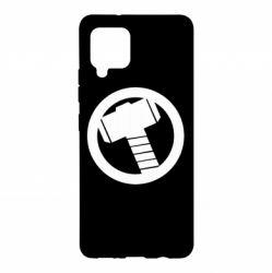 Чехол для Samsung A42 5G Молот Тора