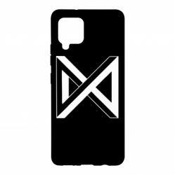 Чохол для Samsung A42 5G Monsta x simbol