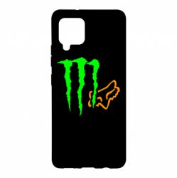 Чохол для Samsung A42 5G Monster Energy FoX