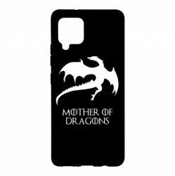 Чехол для Samsung A42 5G Mother of dragons 1