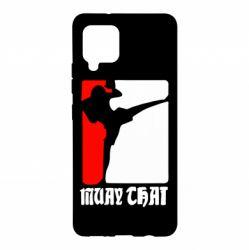 Чохол для Samsung A42 5G Muay Thai Champion