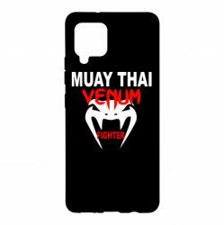 Чохол для Samsung A42 5G Muay Thai Venum Боєць