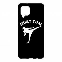 Чохол для Samsung A42 5G Muay Thai