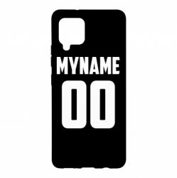 Чохол для Samsung A42 5G My name American