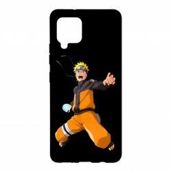 Чохол для Samsung A42 5G Naruto rasengan
