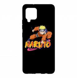 Чохол для Samsung A42 5G Naruto with logo