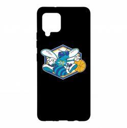 Чохол для Samsung A42 5G New Orleans Hornets Logo
