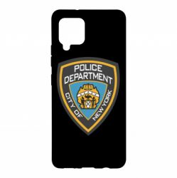 Чехол для Samsung A42 5G New York Police Department