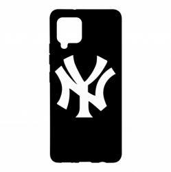 Чохол для Samsung A42 5G New York yankees