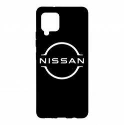 Чехол для Samsung A42 5G Nissan new logo