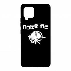 Чохол для Samsung A42 5G Noize MC Logo