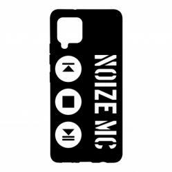 Чохол для Samsung A42 5G Noize MC-плеєр