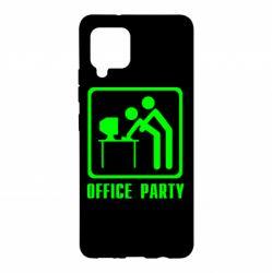 Чохол для Samsung A42 5G Office Party