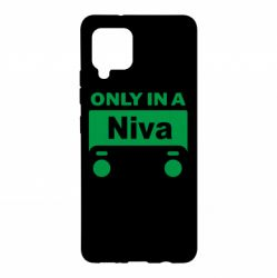 Чехол для Samsung A42 5G Only Niva
