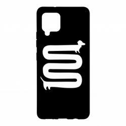 Чохол для Samsung A42 5G дуууже довга такса