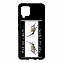 Чохол для Samsung A42 5G Orochimaru's eyes