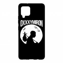 Чехол для Samsung A42 5G Oxxxymiron Долгий путь домой