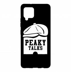 Чехол для Samsung A42 5G Peaky talks