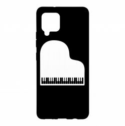 Чохол для Samsung A42 5G Piano in the heart