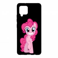 Чехол для Samsung A42 5G Pinkie Pie smile