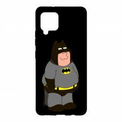 Чохол для Samsung A42 5G Пітер Гріффін Бетмен