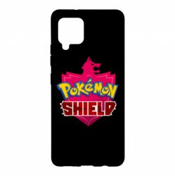 Чохол для Samsung A42 5G Pokemon shield