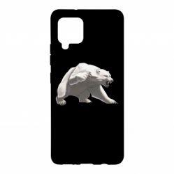 Чохол для Samsung A42 5G Полярний ведмідь