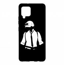Чохол для Samsung A42 5G PUBG Hero Men's