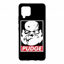 Чохол для Samsung A42 5G Pudge Obey