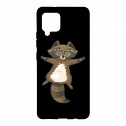 Чохол для Samsung A42 5G Raccoon