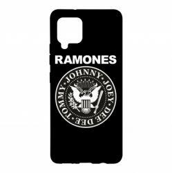 Чохол для Samsung A42 5G Ramones