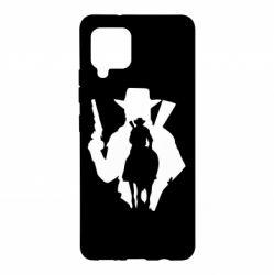 Чохол для Samsung A42 5G RDR silhouette