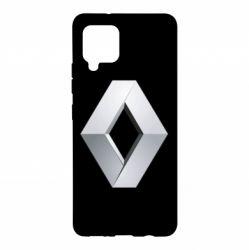 Чохол для Samsung A42 5G Renault Logo