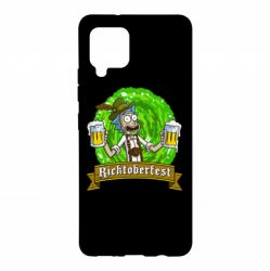 Чехол для Samsung A42 5G Ricktoberfest