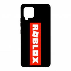 Чохол для Samsung A42 5G Roblox suprem