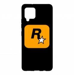 Чохол для Samsung A42 5G Rockstar Games logo