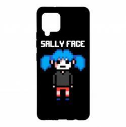 Чохол для Samsung A42 5G Sally face pixel