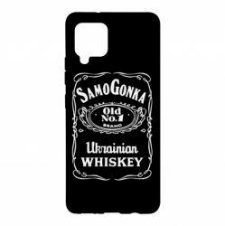Чохол для Samsung A42 5G SamoGonka (Jack daniel's)