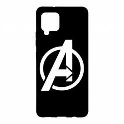 Чохол для Samsung A42 5G Сaptain Аmerica logo
