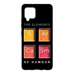 Чохол для Samsung A42 5G Sarcasm