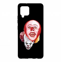 Чохол для Samsung A42 5G Scary Clown