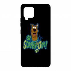 Чехол для Samsung A42 5G Scooby Doo!