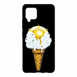 Чохол для Samsung A42 5G Sea ice cream