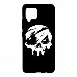 Чохол для Samsung A42 5G Sea of Thieves skull